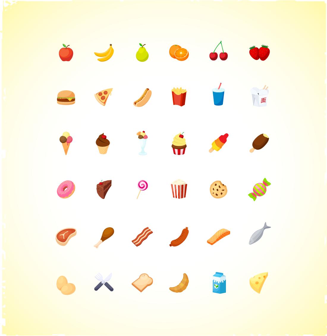 iconen_grafisch_ontwerp_illustratie_jordivisser_eten